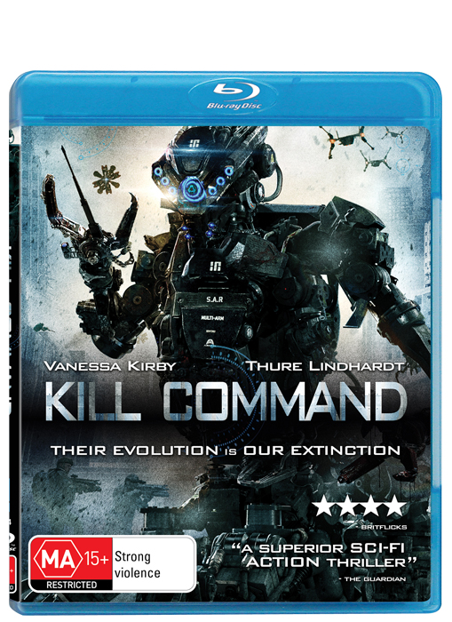Kill command 2016 english subtitles - Her best move (2007