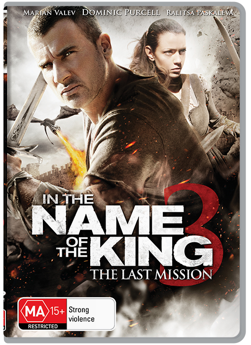 Action Name Of The King 3